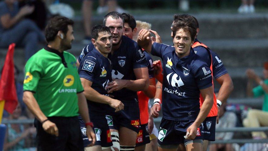 Tentez de gagner un maillot de l'US Colomiers Rugby !
