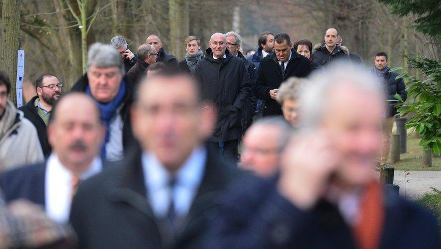 Elections FFR : Il y a foule à Marcoussis !
