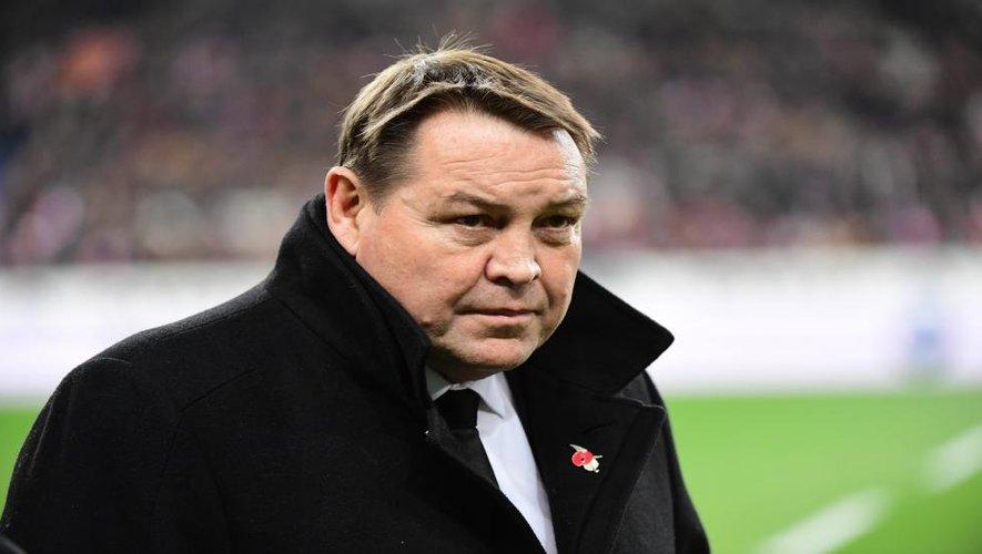 [FRANCE - NOUVELLE-ZELANDE] Hansen : « Les Français sont revenus au style de rugby qui leur sied  »