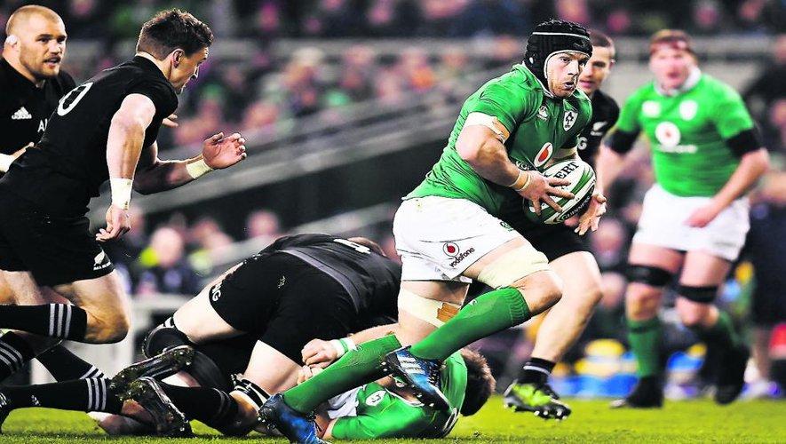 Irlande - Australie : la bataille de Dublin