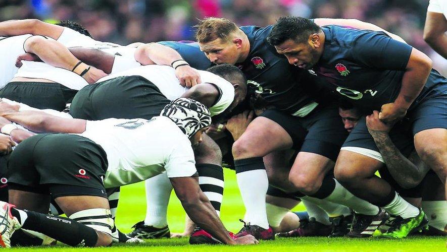 Angleterre - Argentine : Les Pumas vont viser Hartley