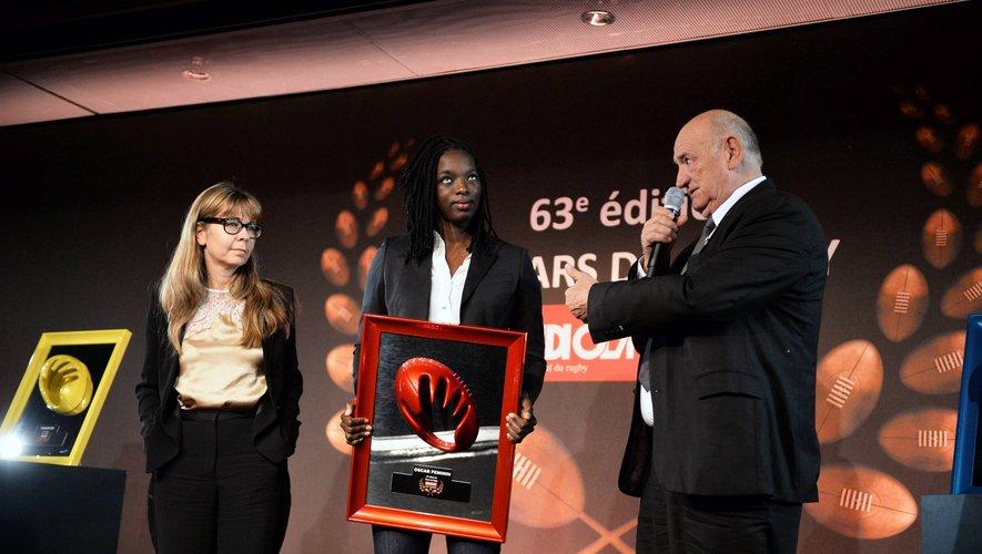 Oscar féminin : Coumba Diallo