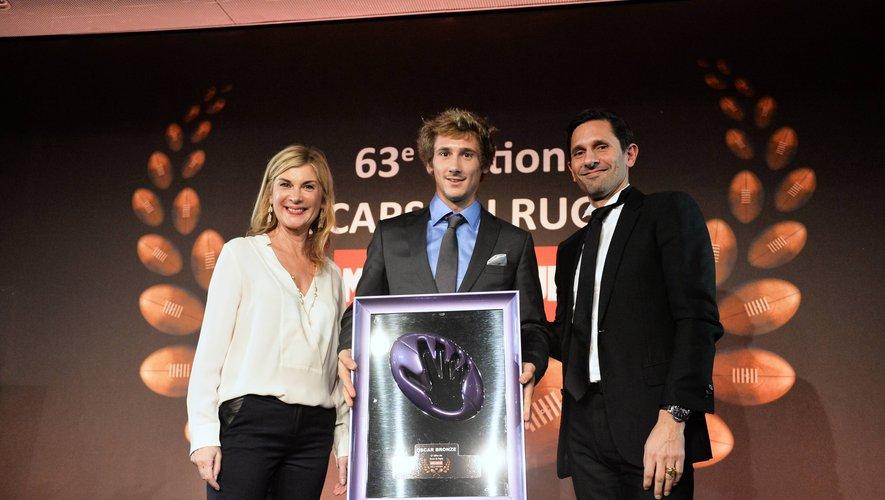 Oscar de bronze : Baptiste Serin