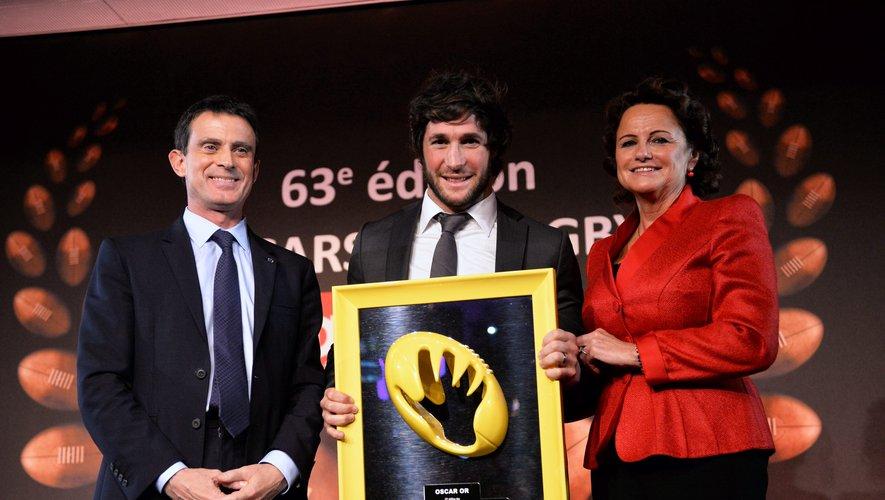 Oscar d'or : Maxime Machenaud