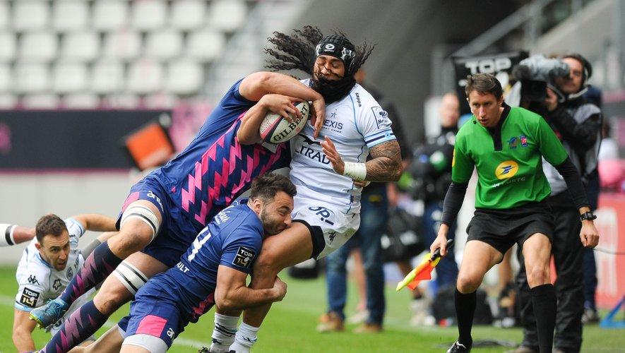 Plisson porte le Stade Français