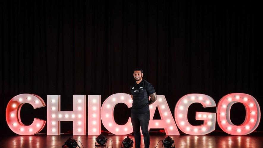 À Chicago, les All Blacks ne peuvent pas rivaliser avec le baseball