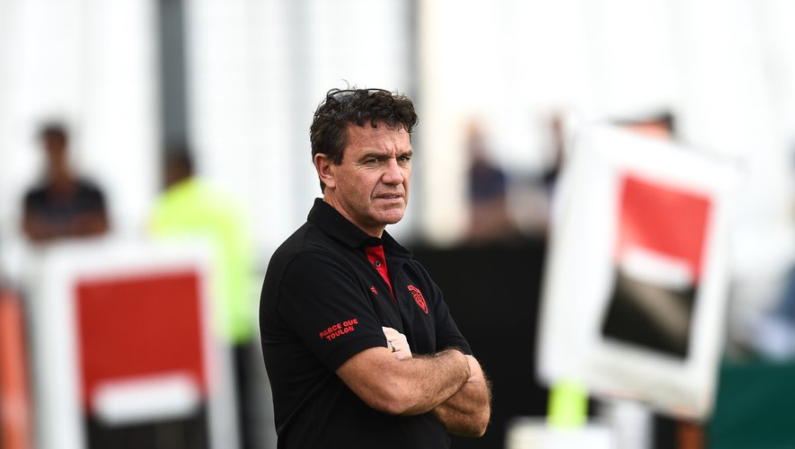 Toulon : Mike Ford numéro 1 !