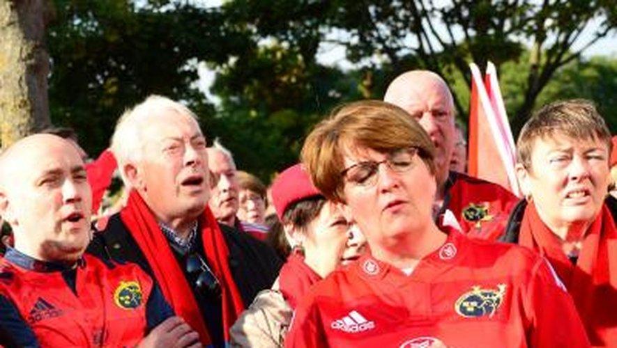 Le Munster pleure « Axel »