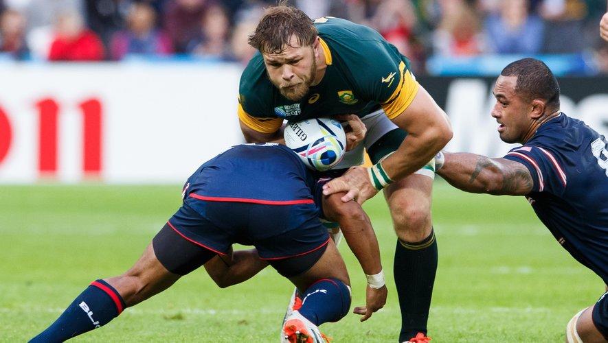 Duane Vermeulen « Le rugby sud-africain s'est ridiculisé » (1/2)