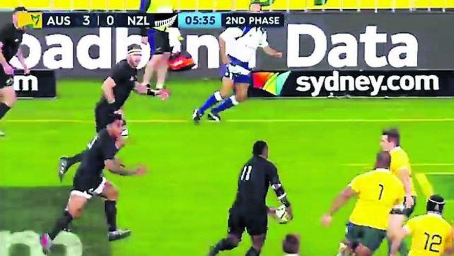 Comment les All Blacks ont ringardisé la passe sautée