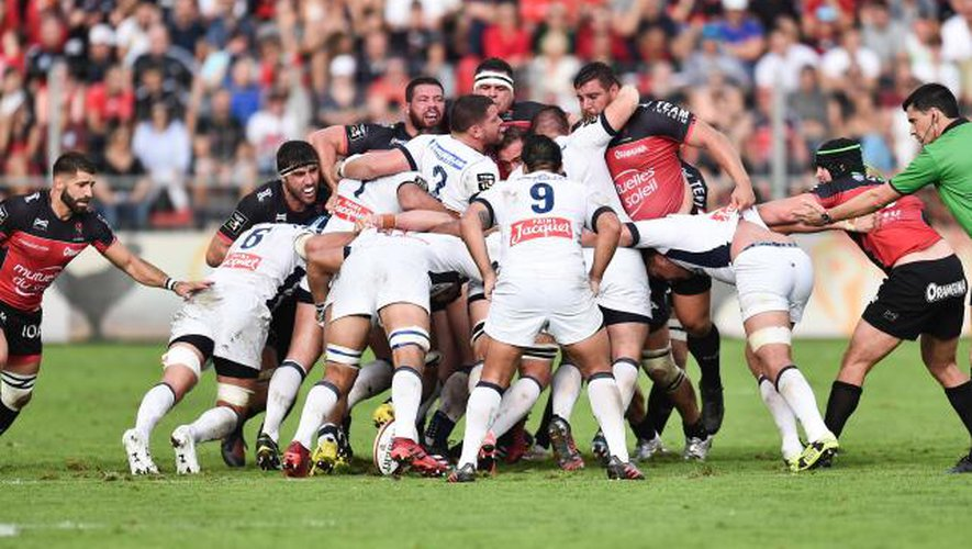 Un top 14 sous haute tension