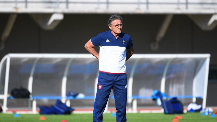 Novès : « Je ne fermerai l'équipe de France à personne »