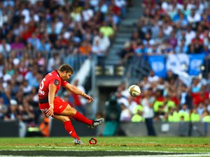 Top 14 : Leigh Halfpenny pourrait manquer les phases finales