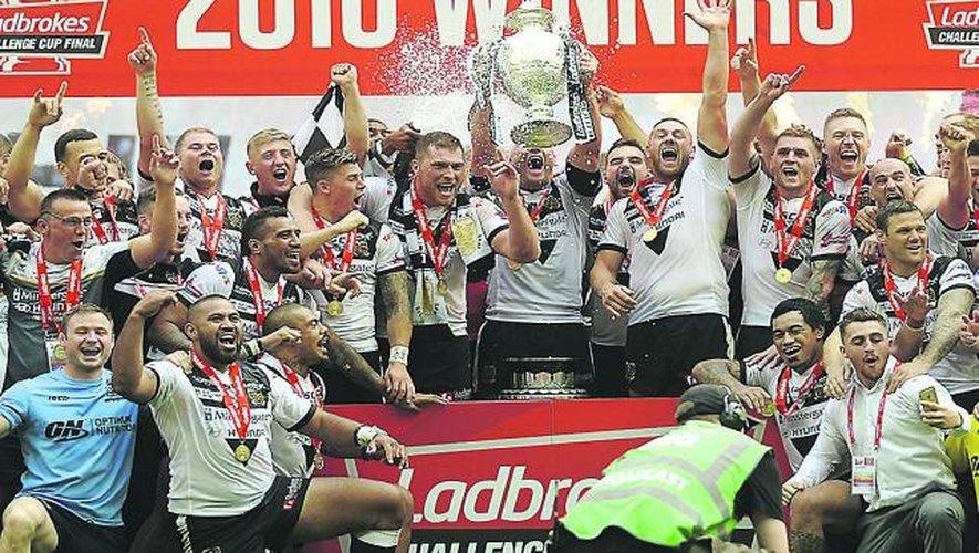 Le final et la finale à Hull