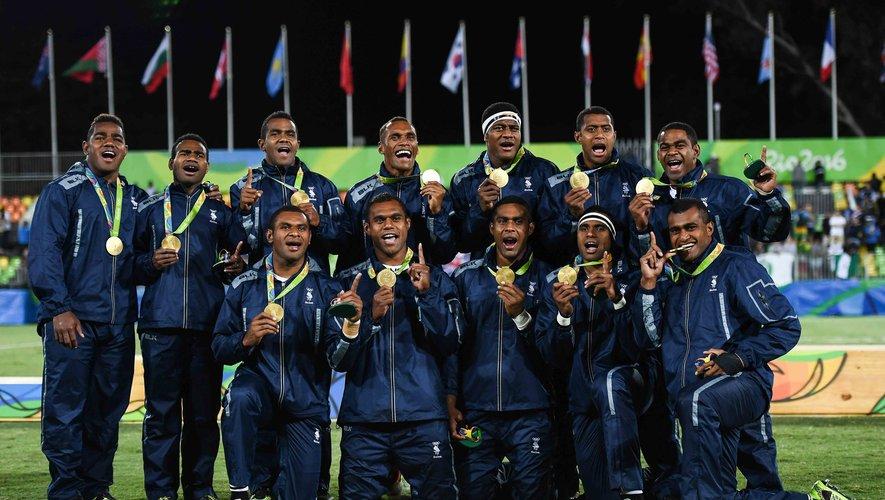 Les Brésiliens du rugby