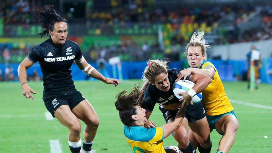 [Rio 2016] Le Top 5 du Tournoi olympique de Sevens féminin