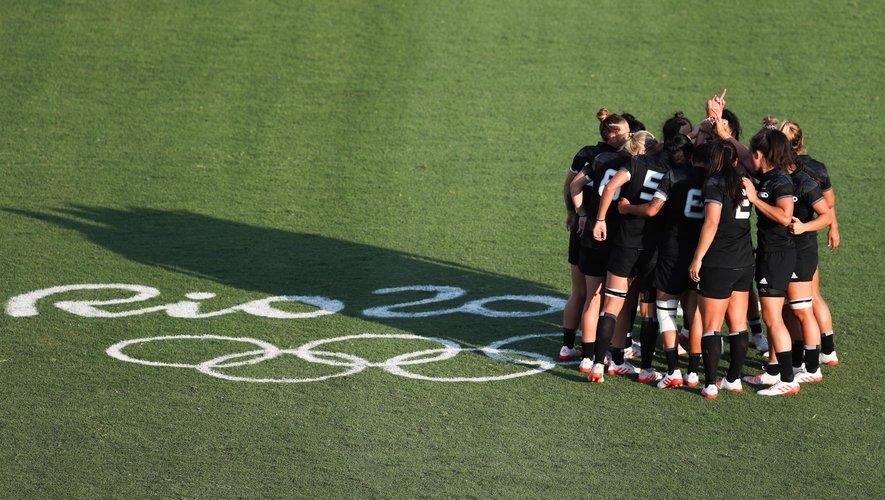 Jeux Olympiques : les Françaises chutent face à la Nouvelle-Zélande et finissent deuxièmes