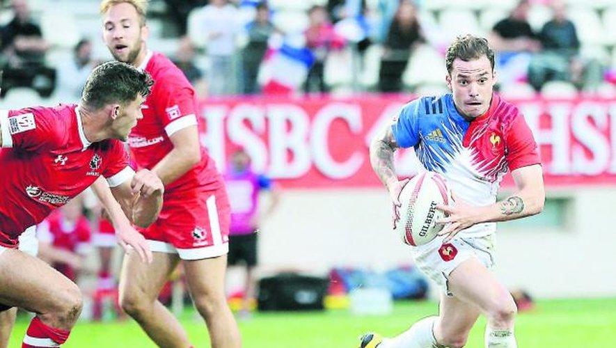 Rugby à VII : Au capitaine de jouer