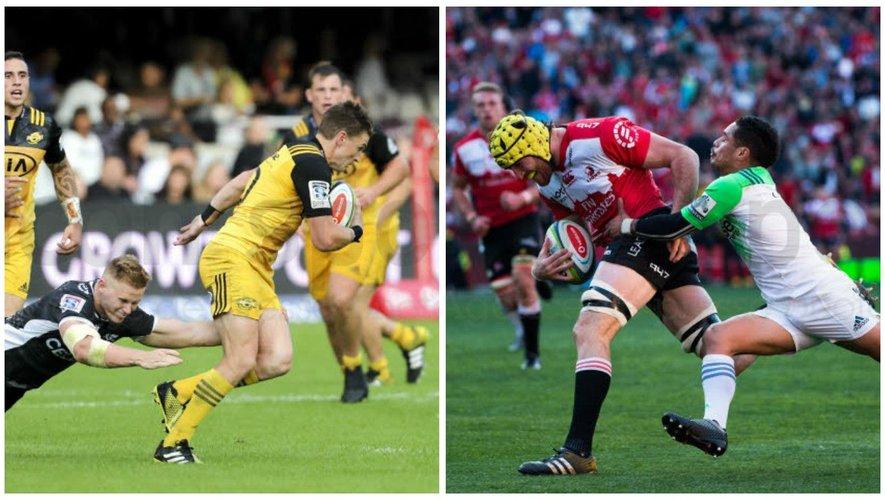 Super Rugby : Les duels de la finale Hurricanes-Lions