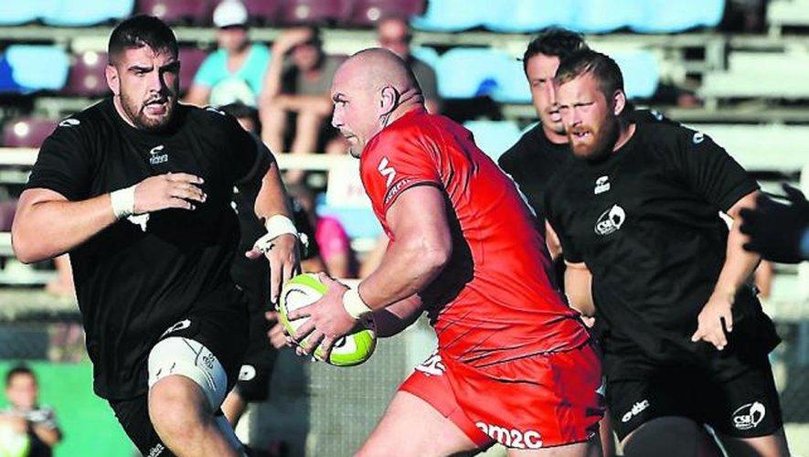 Le rugby a repris ses droits