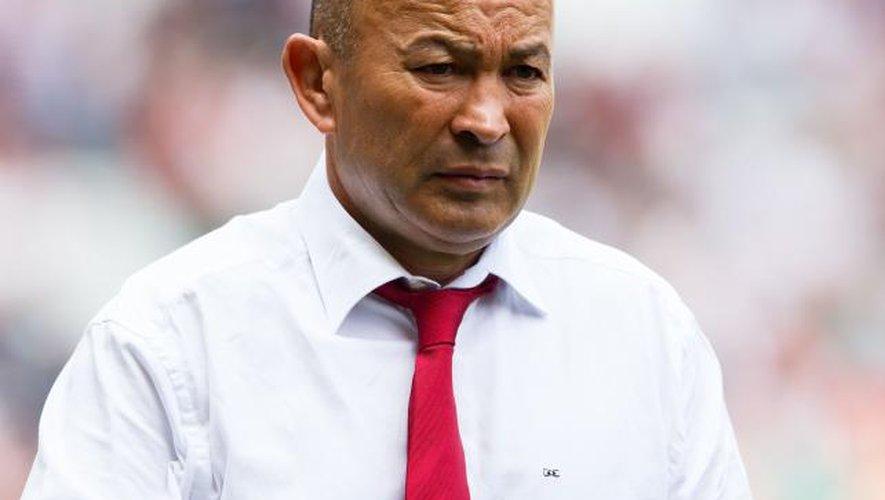 Eddie Jones : « Je veux faire de l'Angleterre l'équipe de la planète »