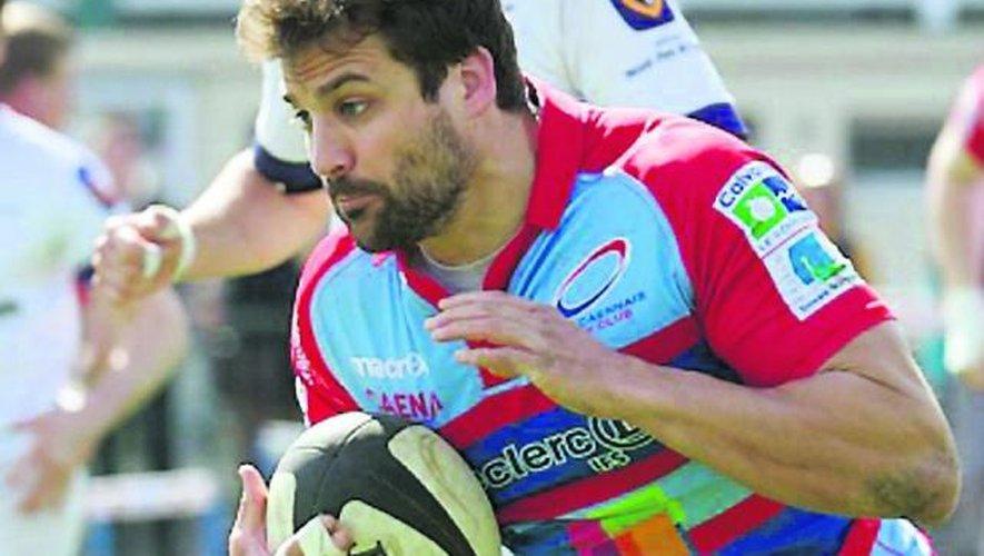 Le rugby a choisi son Caen