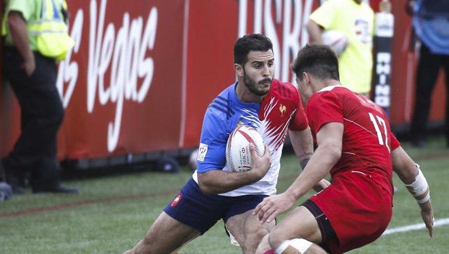 Rugby à VII : Guitoune sort de sa réserve