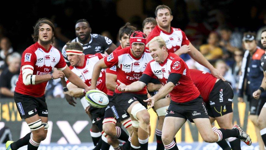 Pourquoi les Lions vont gagner le Super Rugby