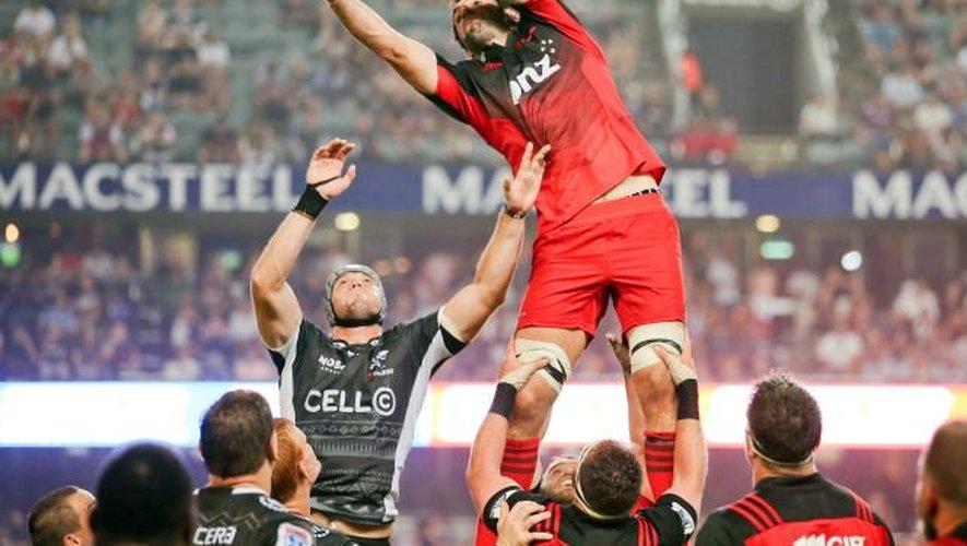 Super rugby : Choc au sommet