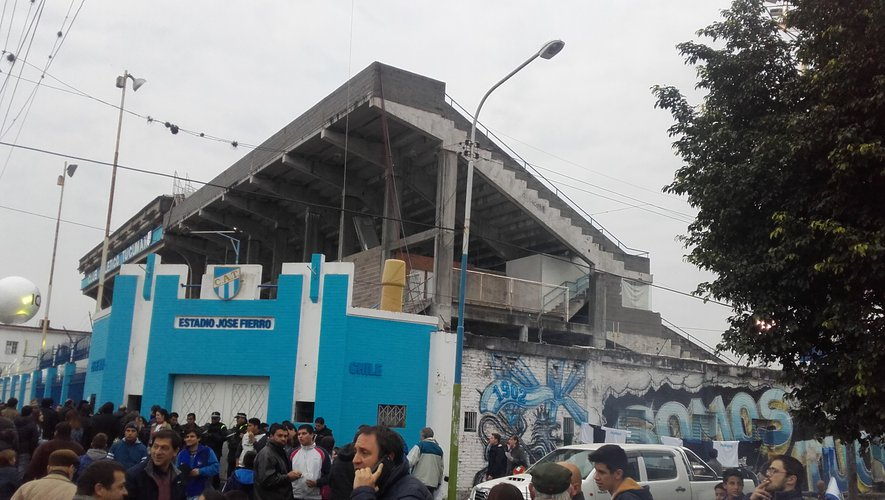 Argentine: Stade José Fierro en photos