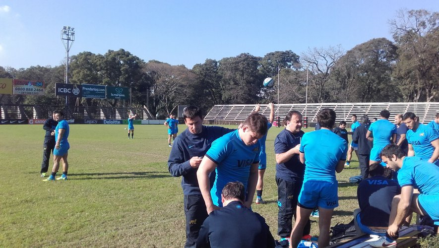 Les Argentins avec Lavanini pour le 2e test