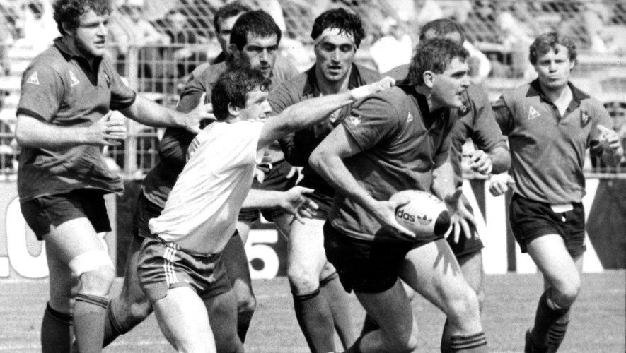 Toulon – Racing: Le sommet de 1987 en six actes
