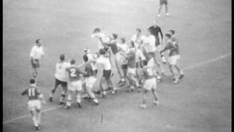 1966 : la finale de la honte