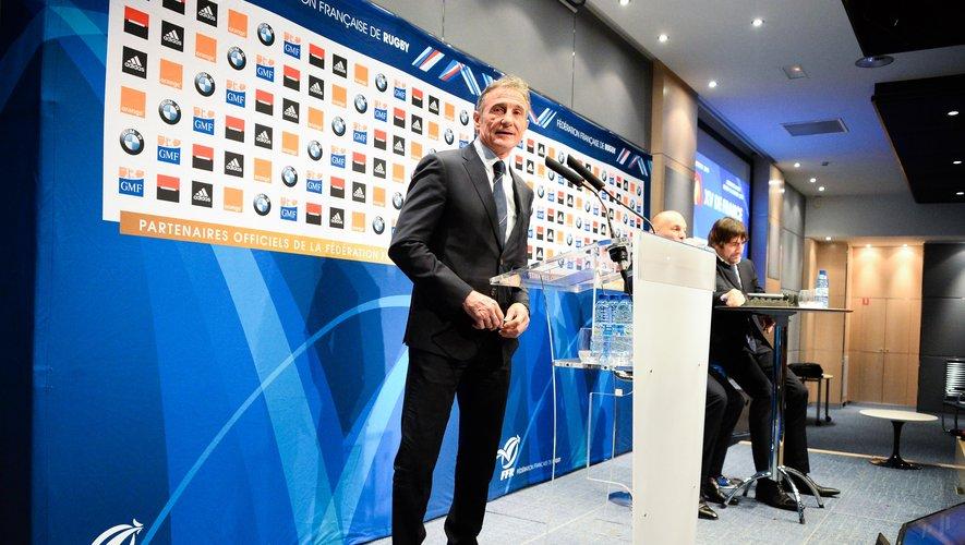 Il y a un an, Guy Novès était nommé sélectionneur