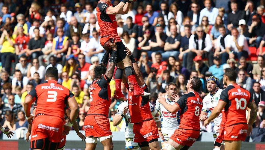 Toulouse célèbre ses partants avec une victoire