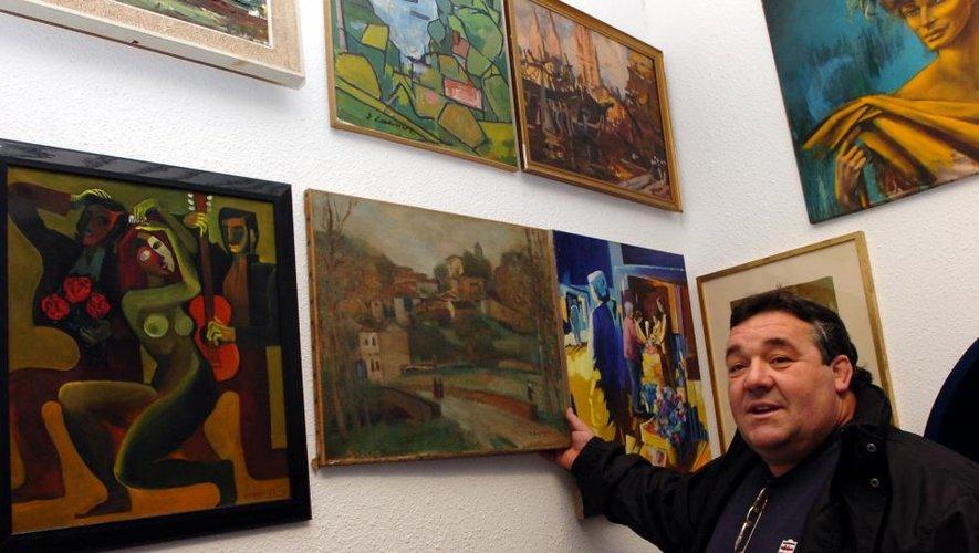 Didier Sanchez, l'art en mêlée