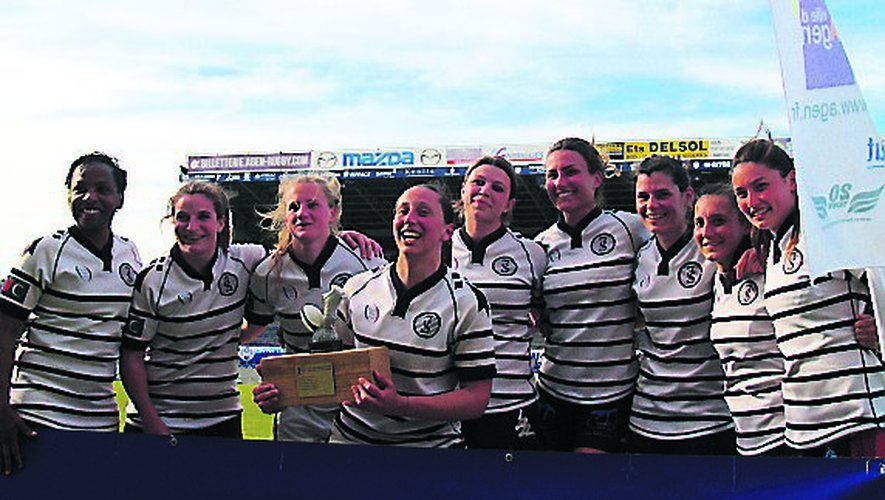 Agen Rugby Seven's : une vitrine nationale
