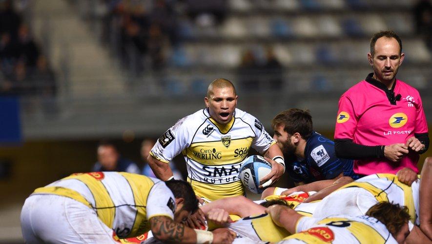 La Rochelle domine Montpellier