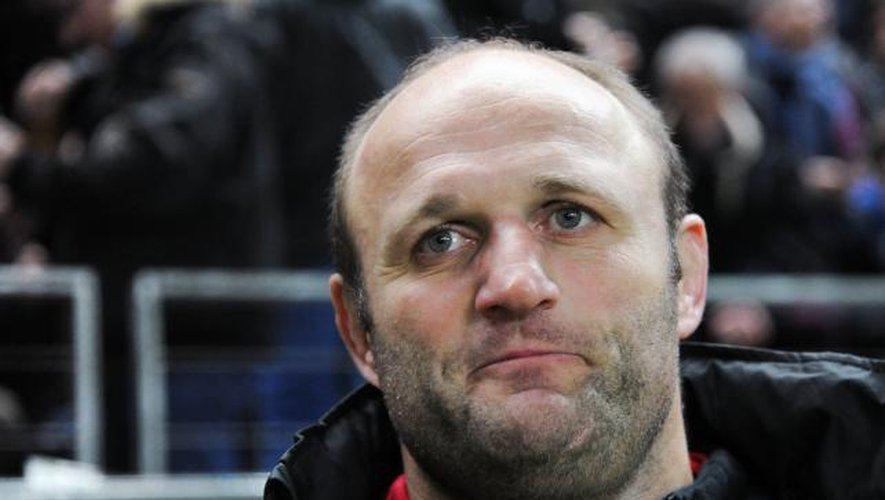 Servat : «Heureux de prolonger avec mon club»