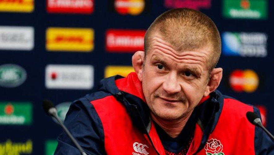 Graham Rowntree sera l'entraîneur des avants aux Harlequins