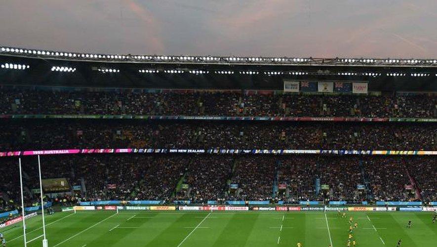 Londres ou New York pourrait accueillir la Bledisloe Cup