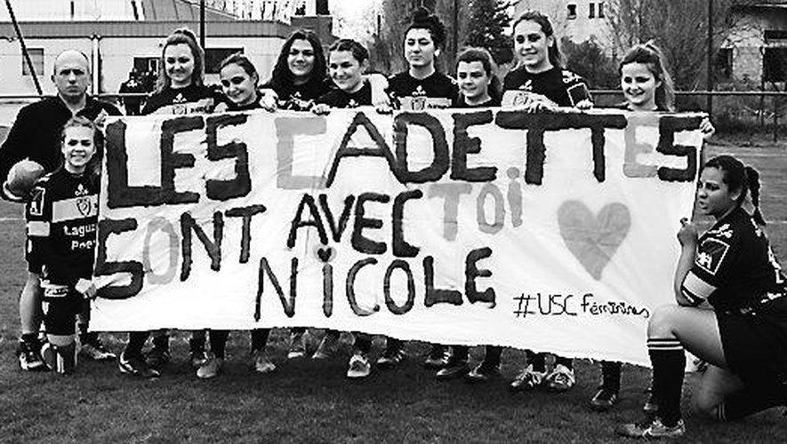 Carcassonne : Nicole dans toutes les pensées