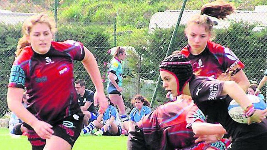 Du rugby pour les «Girls»