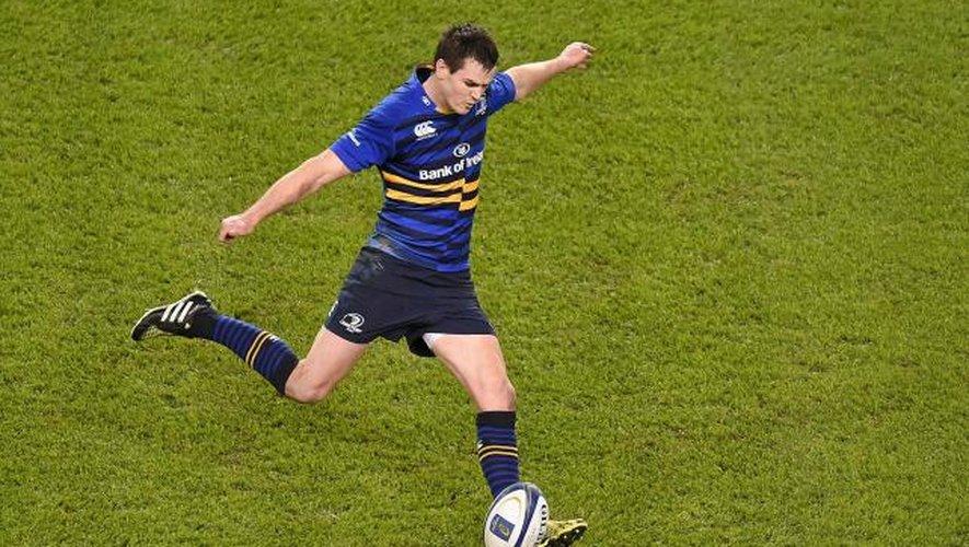 Sexton pousse Leinster au sommet
