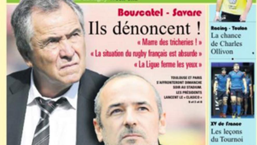 """Savare et Bouscatel : """"Marre des tricheries"""""""