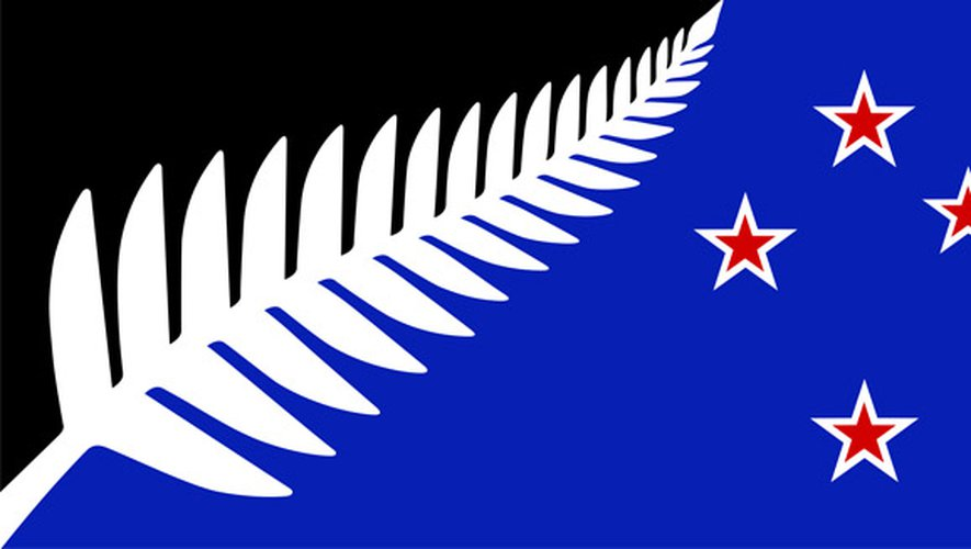La Nouvelle-Zélande préfère la tradition au drapeau version all blacks