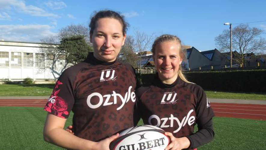 Rugby à dix pour les féminines de Lyon