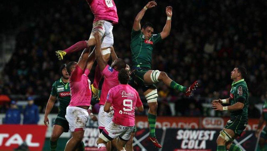Top 14 : Toulon tombe, la Section respire