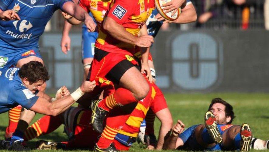 L'Usap à la conquête du rugby méditerranéen
