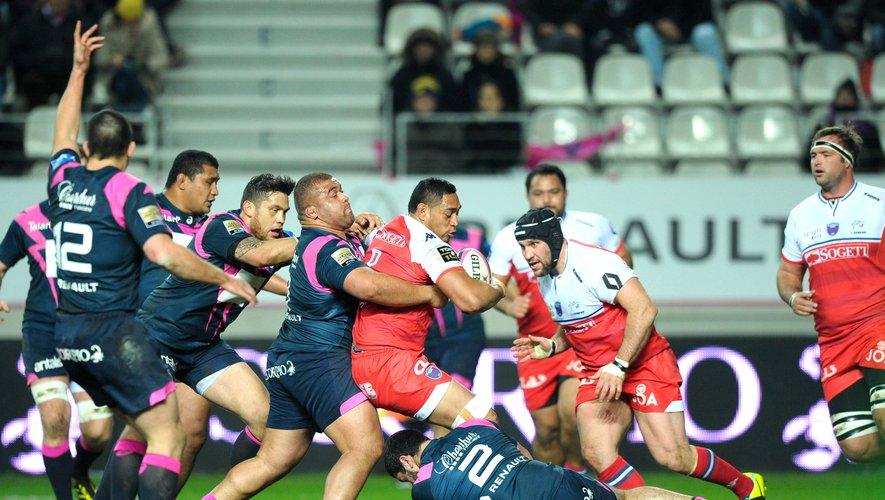 Grenoble surprend le Stade Français